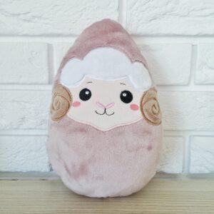 jajko wielkanocne owieczka przytulanka