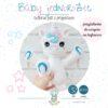 Baby jenorożec do uszycia na hafciarce, projekt diy ith
